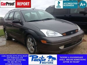 2002 Ford Focus ZTW
