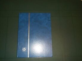 BLUE STAMP STOCK BOOK