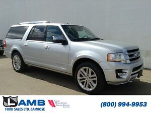 "2016 Ford Expedition Platinum Max 3.5L Ecoboost 22"" Aluminum Whe"