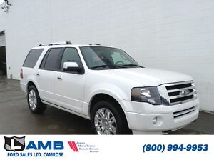2013 Ford Expedition Limited Navigation Moonroof Power Running b