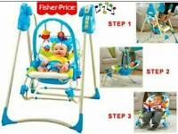 Fisher price swing/rocker