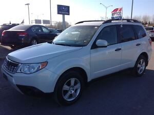 2013 Subaru Forester 2.5X COMMODITE AWD ,SIÈGES CHAUFFANT