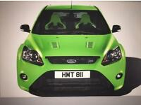 Ford Focus RS canvas