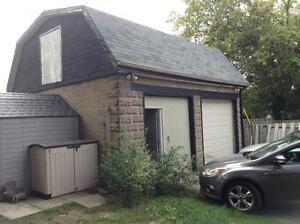 **Garage + Driveway + Loft Space For Storage**  260P-G