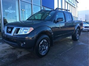 2014 Nissan Frontier PRO-4X at