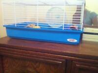 Hamster super Precious-Needs NewHomeCage All incl.
