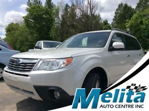 2010 Subaru Forester X Limited, clean CarProof, roomy