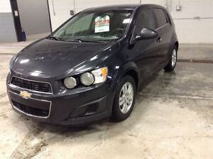 2013 Chevrolet Sonic LT HATCH A/C MAGS