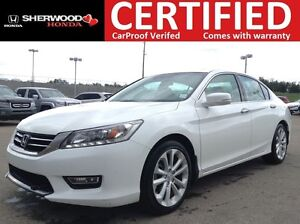 2013 Honda Accord Touring V6 | NAVI | 3M | HEATED LEATHER | AUX