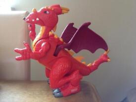 Imaginext dragon