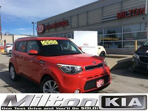 2015 Kia Soul EX | HEATED SEATS | BLUE TOOTH | ALLOYS