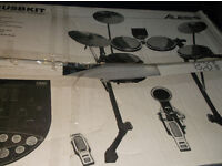 Drum kit D6 Electronic like new in box