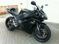 2008 Yamaha R1 Super Sport Black 9177 Miles