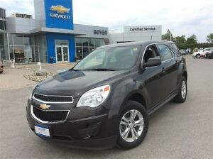 2013 Chevrolet Equinox LS | LOW KM | AWD | 2.4L |