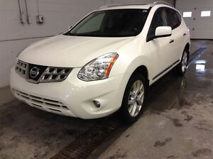 2011 Nissan Rogue SL AWD A/C MAGS TOIT OUVRANT CUIR NAVIGATION