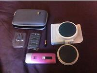 No No Laser Hair Removal System & Bundle of Accessories - Brand New Worth £280+