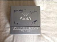ABBA CD Boxset - 27 Singles Collection.