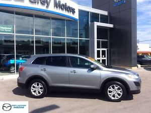2012 Mazda CX-9 GS, 7 Paaenger, AWD, Heated Leather, P. Sunroof,