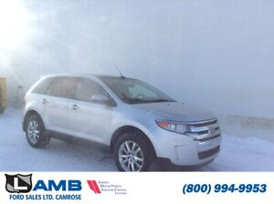 2013 Ford Edge SEL AWD with MyFord Touch, Panoramic Roof and Nav
