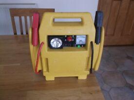 12 Volt Booster Jump Battery