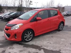 2012 Toyota Yaris SE AUTOMATIC 5DR - ALL THE BELLS AND WHISTLES!