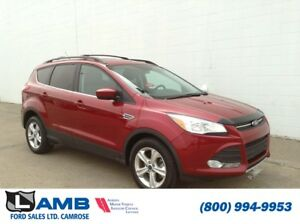 2016 Ford Escape SE 4WD with Sync, Power Driver Seat and Reverse