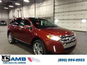 2014 Ford Edge Limited AWD with Canadian Touring Package, Power