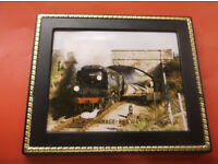 SWANAGE RAILWAY CARDS IN PLASTIC FRAMES