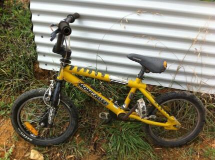 Mongoose kids bmx bike Gordon Moorabool Area Preview