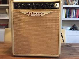 Ashdown Essex Blonde 1x12 Guitar Amp Handwired