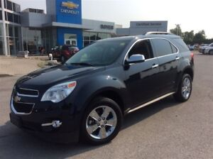 2015 Chevrolet Equinox LT | 3.6L V6 | LEATHER HEATED SEATS