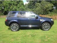 Land Rover Freelander 2 SD4 METROPOLIS (blue) 2016-04-14