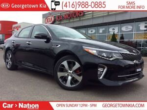 2018 Kia Optima SX TURBO | $219 BI-WEEKLY | TOP OF THE LINE |