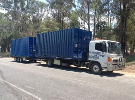 Tilt Tray Towing & Container Transport All Areas from D'aguilar Moreton Area Preview