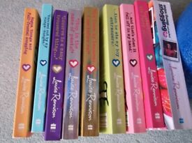 ANGUS THONGS (9 BOOK) COLLECTION - LOUISE RENNISON