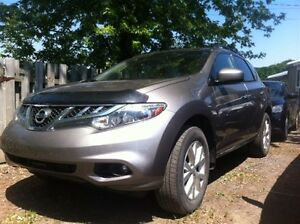 2012 Nissan Murano SL *EN PREPARATION**