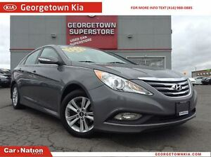 2014 Hyundai Sonata GLS | CLEAN CARPROOF | SUNROOF | BACK UP CAM