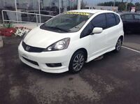 2012 Honda Fit Sport Automatique 33 282 Km