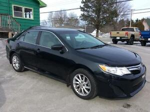 2013 Toyota Camry LE SEDAN WITH ALLOYS, PWR SEAT AND TOUCH SCREE