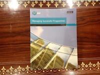 Managing Successful Programmes - OGC (MSP)