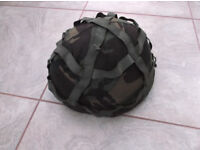 NATO helmet GS mk6 size large airsoft/paintball?