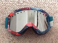 ANON Helix Goggles. Ski / Snowboard. Spare lens.