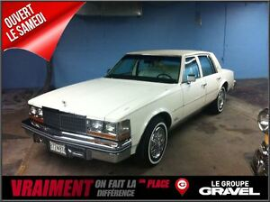 1977 Cadillac Seville IMPECABLE - FUEL INJECTION