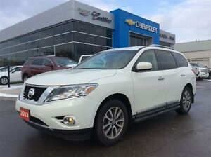 2013 Nissan Pathfinder SL | 7-Seater | Rear Cam | Leather | Blue