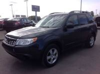 2012 Subaru Forester 2,5X AWD COMMODITÉ ,BLUETOOTH (MAINS LIBRE)