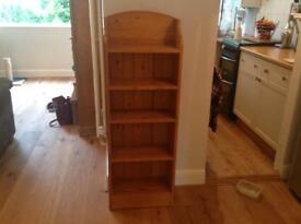 Pretty bookshelf. Bargain **
