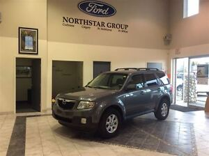 2011 Mazda Tribute GS V6,  4 Wheel Drive,  JUST IN. ACCIDENT FRE