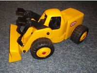 Little Tikes-Front Loader Truck.