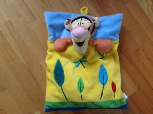 Tigger pillow (reversible)