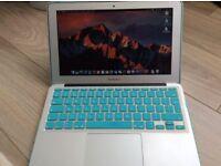 APPLE MACBOOK AIR 11 2013/14 INTEL CORE I5 1.3GHZ 4GB RAM WIFI WEBCAM OS X